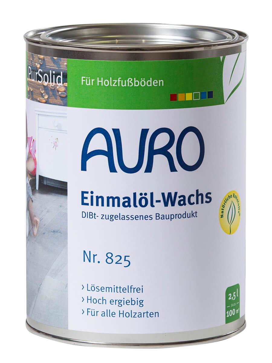 AURO Einmalöl-Wachs ° DIBt-zugelassenes Bauprodukt