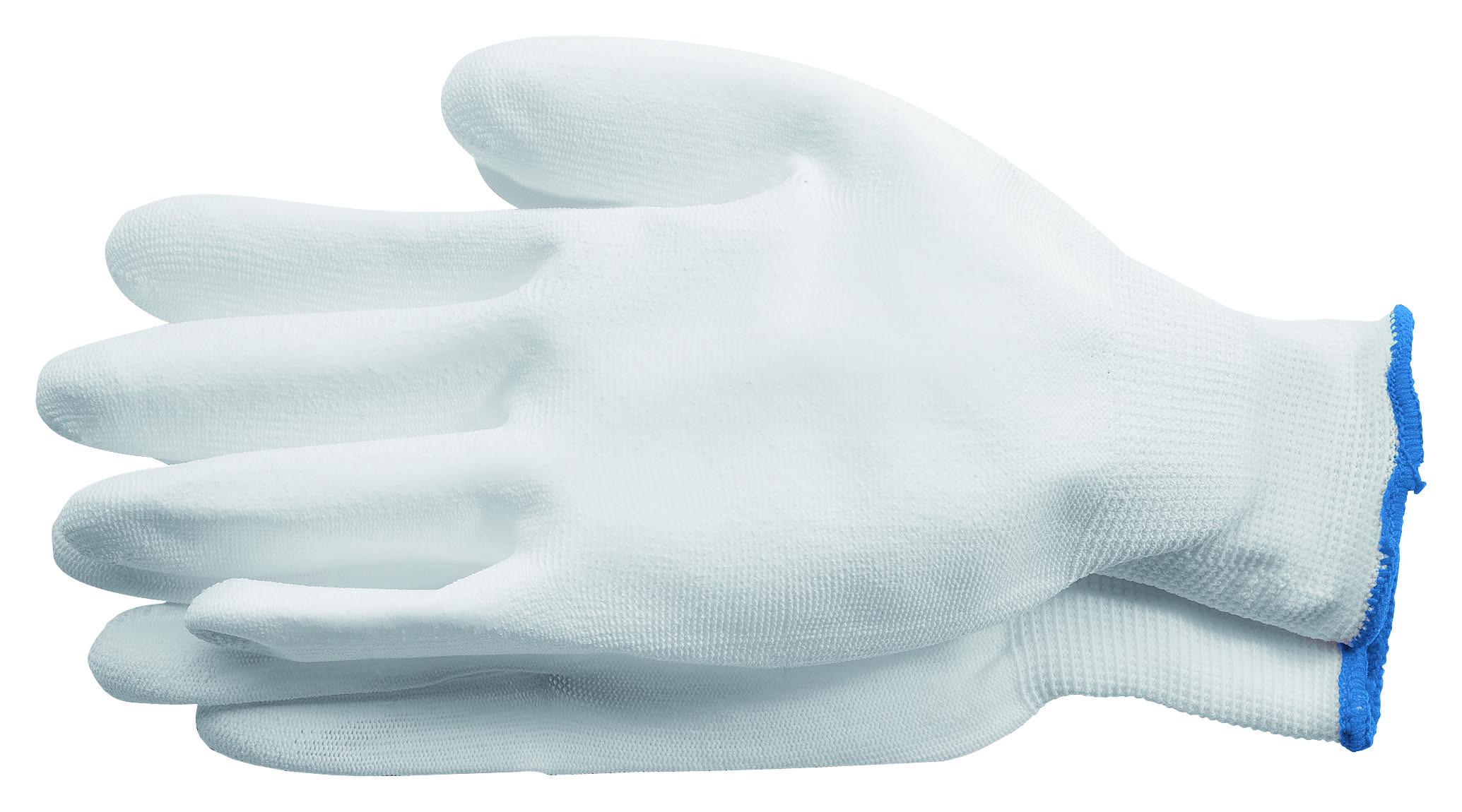 STORCH Nylon-Handschuhe PU beschichtet Größe: XL/10