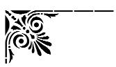 Storch Schablone (einschlägig) 25 19 06 Historismus