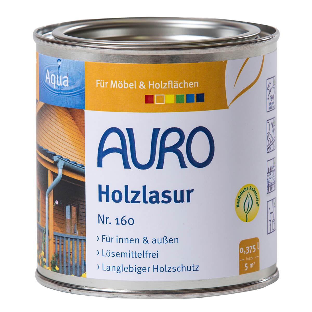 AURO Holzlasur ° Aqua