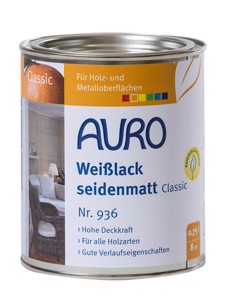 AURO Weißlack ° Classic