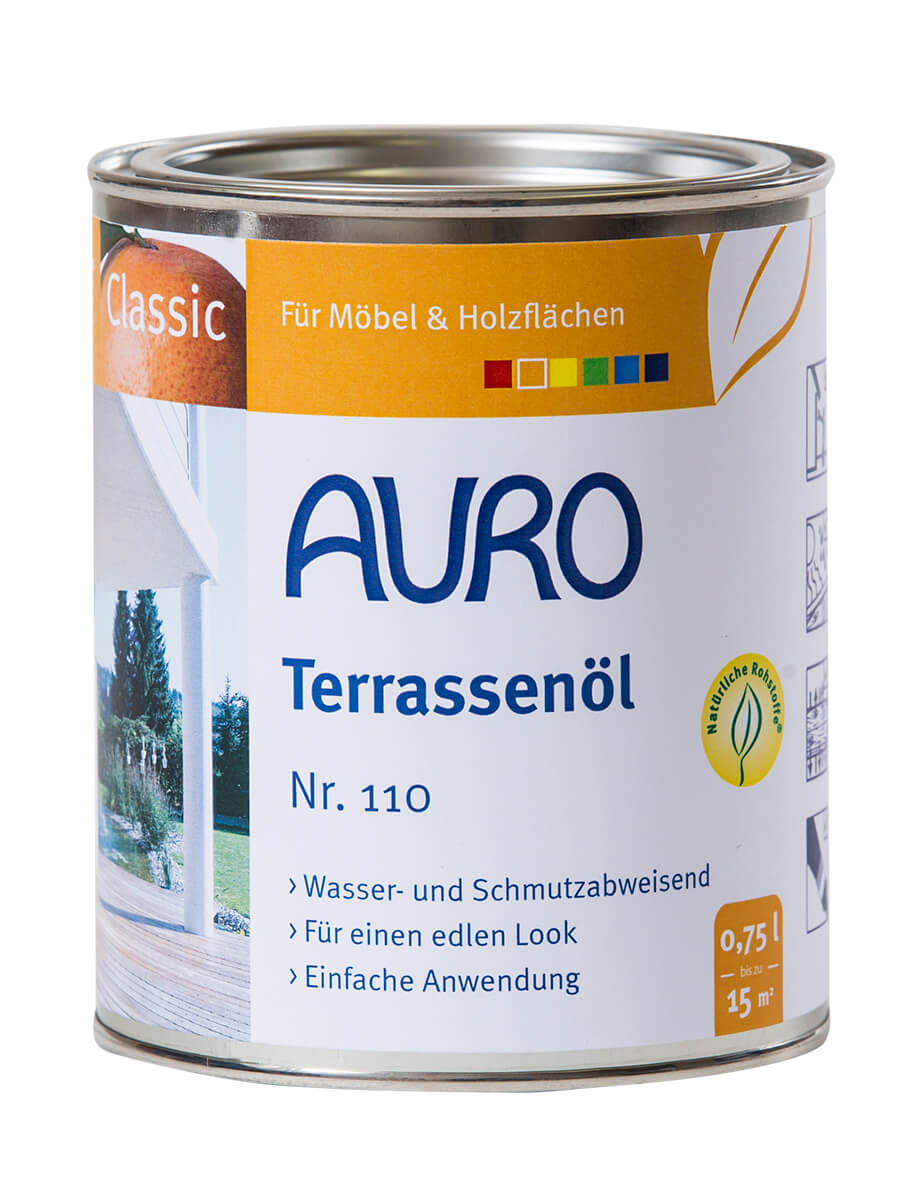 AURO Terrassenöl