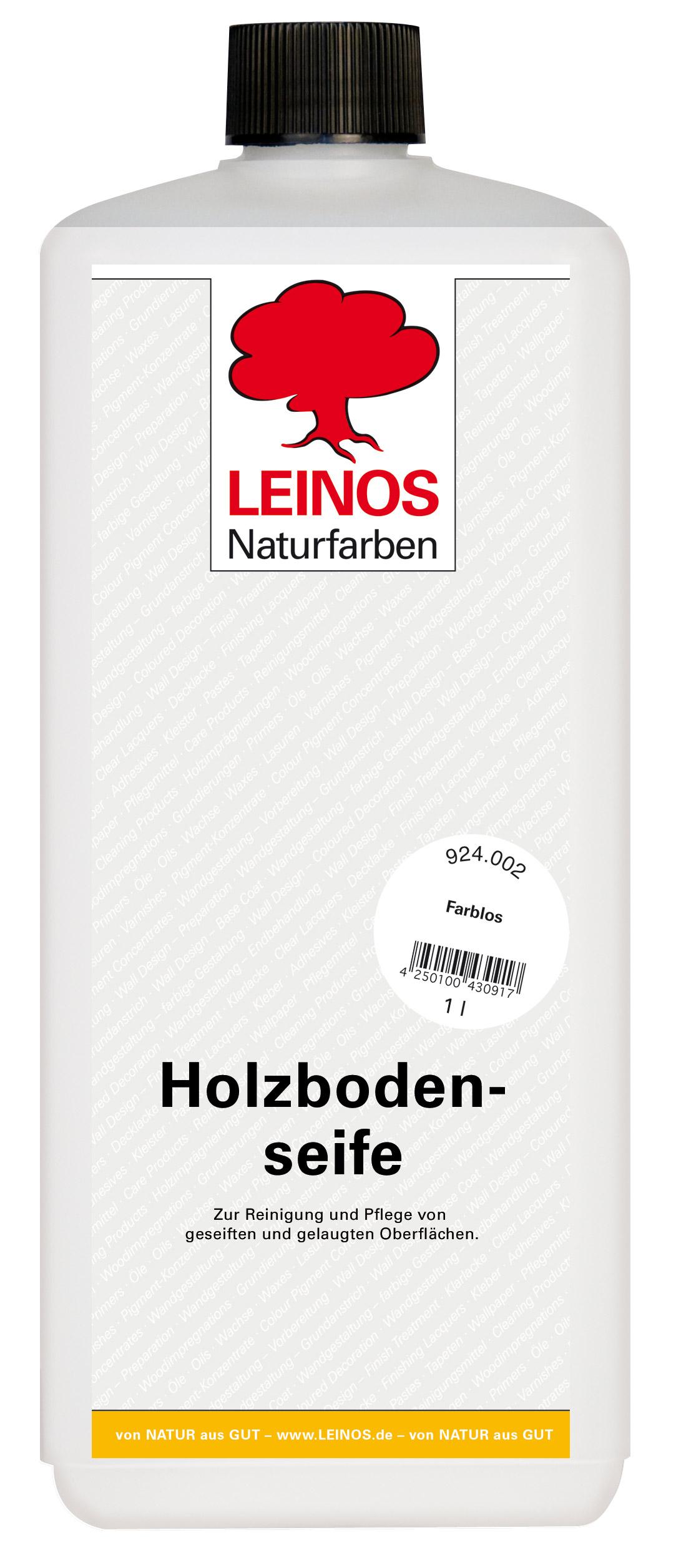 Leinos Holzbodenseife